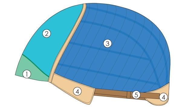 Lace Front Monofilament